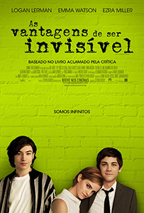 as vantagens de ser invisivel