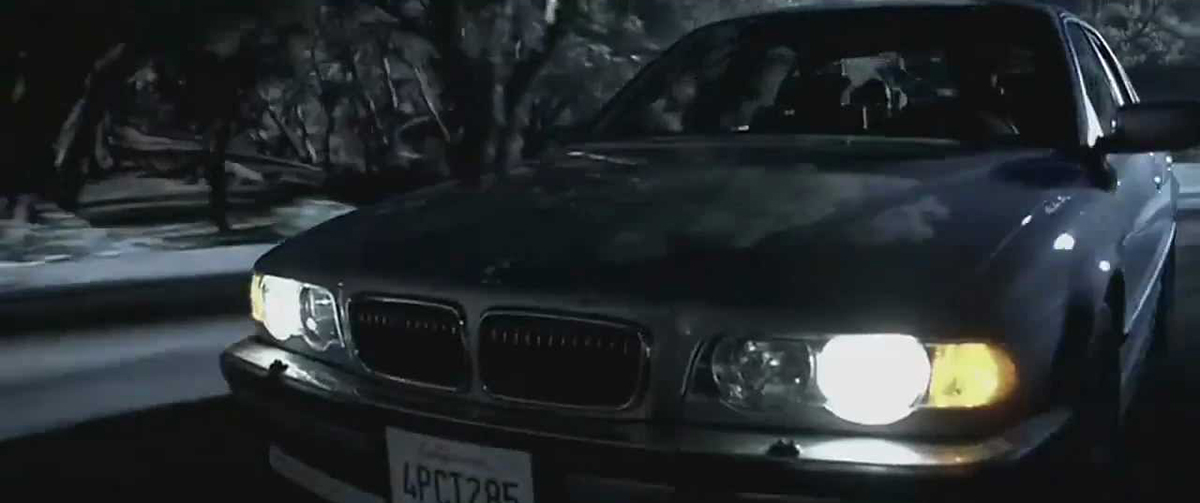 the hire bmw branded content